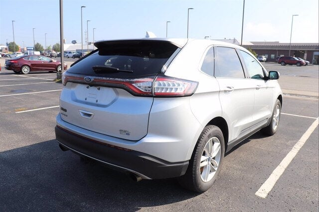 Ford Edge Sel In Clarksville In Carriage Ford Inc